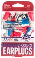 Howard Leight Disposable l Max Foam Shooters Earplugs